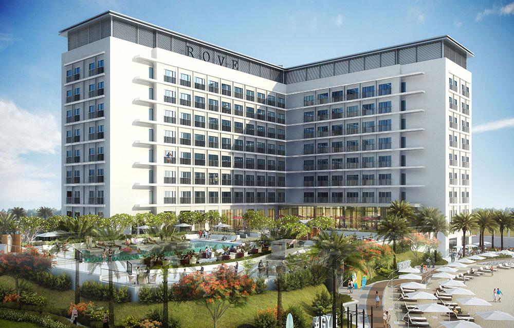Rove Hotel La Mer